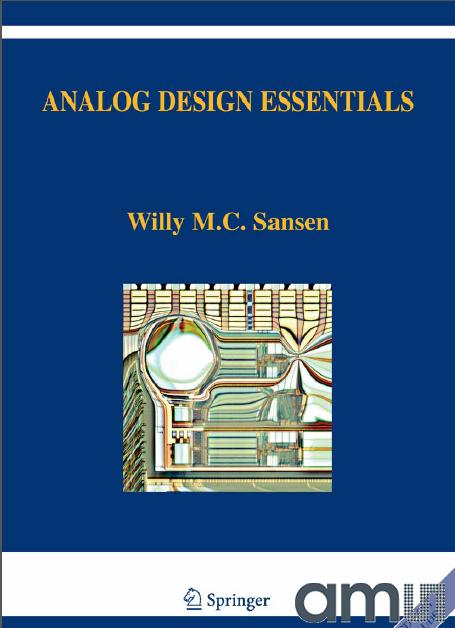 【书籍】模拟集成电路设计精粹